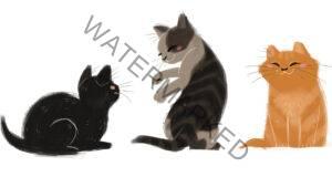 Котките и енергията, която могат да предадат на човека