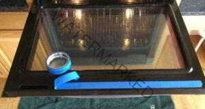 Почистете стъклото на фурната по най-бързия възможен начин!