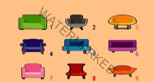 Тестът с кресла ще разкрие основните ви цели в живота