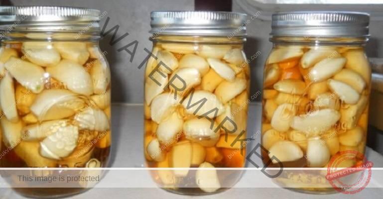Чесън, ябълков оцет и мед - супер мощна комбинация!