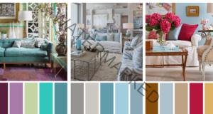 7 цветови гами, които ще придадат на дневната ви повече уют