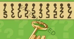 Визуален тест: Коя ключалка ще отворите с ключа?