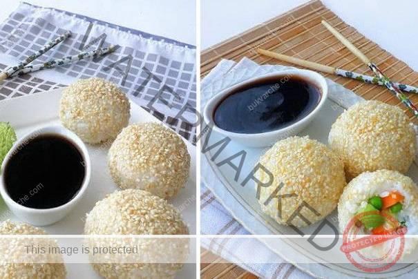 Вкусни и полезни: Постни оризови топки без олио