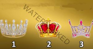 Изберете една от тези корони и разберете какво ви очаква в бъдеще!