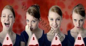 Кръвната група определя женския темперамент