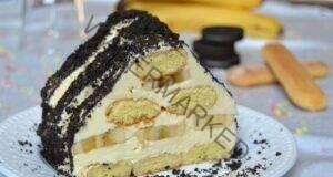 Торта с бишкоти и ванилов крем: Ще си оближете пръстите!