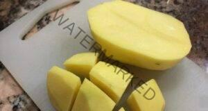 Излекувайте хемороидите с помощта на картофи и зехтин