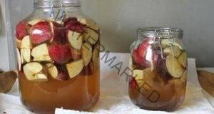 Истински ябълков оцет - ето как да го пригответе у дома