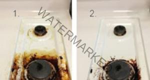 Паста-чудо за почистване на загорели мазнини: Само от две съставки