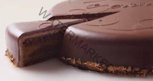Прекрасна шоколадова торта, готова само за 30 минути!