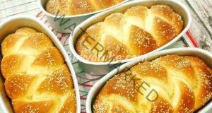 Рецепта за Великденски козунак, който става много вкусен