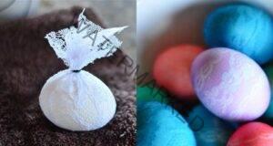 Създайте от великденските яйца тези шедьоври!