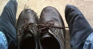 Това ще се случи, ако всеки ден носите един и същ чифт обувки