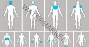 Вижте какво разкрива болката в различните органи на тялото