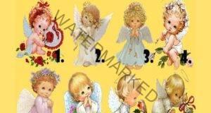 Изберете ангелче и разберете какво ви очаква в близко бъдеще!