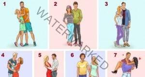Изберете най-щастливата двойка и разберете нещо за вашата връзка!