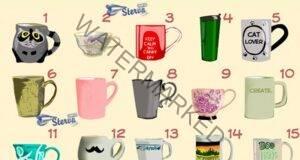 От коя чаша бихте пили чай или кафе? Тест разкриващ тайните ви!