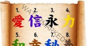 Символът, който изберете, разкрива какво ви липсва в момента