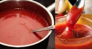 Домашен кетчуп: Получава се много по-добре от купения!