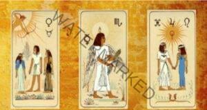 Изберете египетска карта и узнайте бъдещето си!