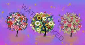 Изберете своето дърво на щастието и разберете какво ви очаква!