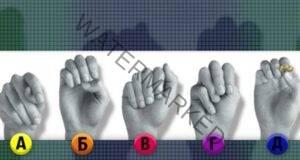 Коя ръка според вас е женска? Проверете възприятието си!