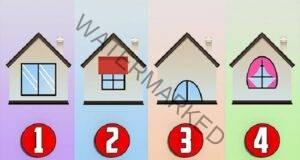 Личностен тест: изберете къщата, която ви харесва, и вижте резултата