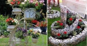 Отделете градинския си участък от съседите без много разходи