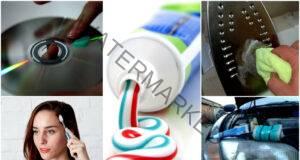 Паста за зъби: 12 неочаквани начина за използване