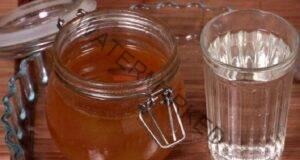 Простата комбинация от мед и вода ще ви пречисти