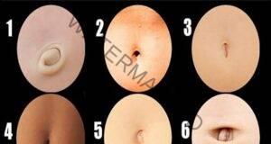 Разберете какво разкрива формата на пъпа ви за вас!