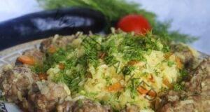 Рецепта за вкусен пилаф по таджикски или Гелак пилаф