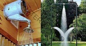 Страхотни идеи за градински душ, които със сигурност ще ви харесат