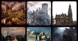 Тест: Омагьосаният замък. Разберете тайните на душата си!