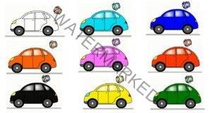 Цветът на колата ви определя какъв е вашия характер
