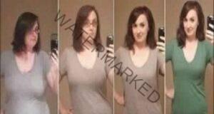 26-годишната Аманда свалила 40 килограма за 1 година