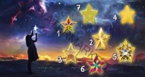 Дали вашето желание ще се сбъдне? Изберете звезда!