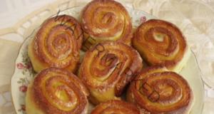 Златни розички: Докато се пекат, къщата се изпълва с приятен аромат