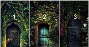 Изберете врата и научете тайните на вашата личност!