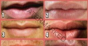 Интересно: Открийте идеалния партньор по устните!