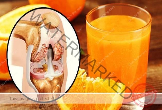 Най-добрата натурална напитка за укрепване на коленете и ставите