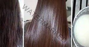 Права, блестяща и здрава коса с тази лесна, ефикасна рецепта