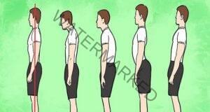 Психология на тялото: Какво може да се каже за човек по стойката му?