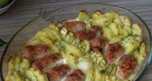Рулца от месо с картофи в сметана: Супер идея за вечеря!