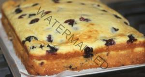 Сладкиш с крема сирене и боровинки: Най-добрата рецепта в света!