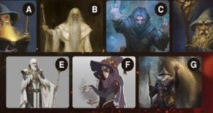 Тест: Изберете вълшебник и узнайте бъдещето си!