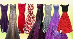 Тест Изберете рокля и разберете на какъв етап от живота си сте!