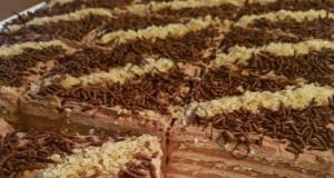 Това е най-вкусната кекс-торта която някога съм опитвала!