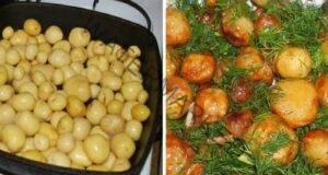 Ястия от пресни картофи: Списък с най-успешните рецепти