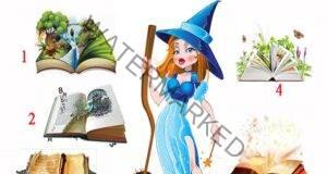 Изберете магическа книга и разберете какъв съвет има за вас!